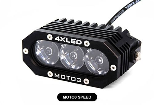Reflector lamps Moto3 for rally offroad