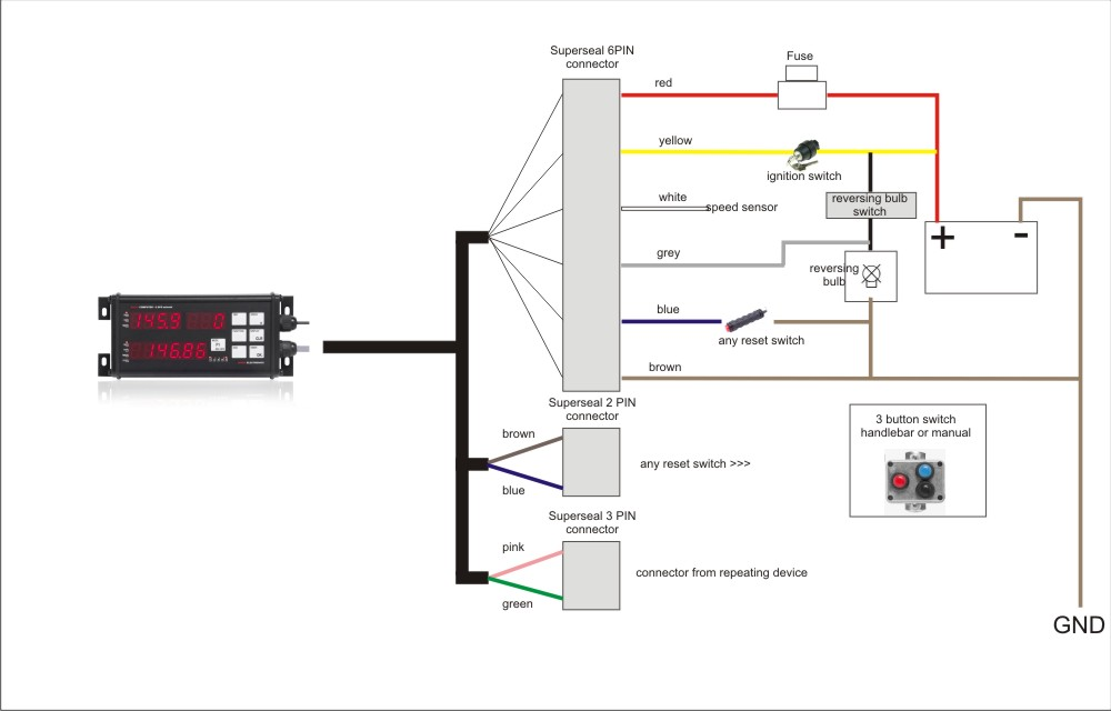 Instruction Rally Wiring Diagram on